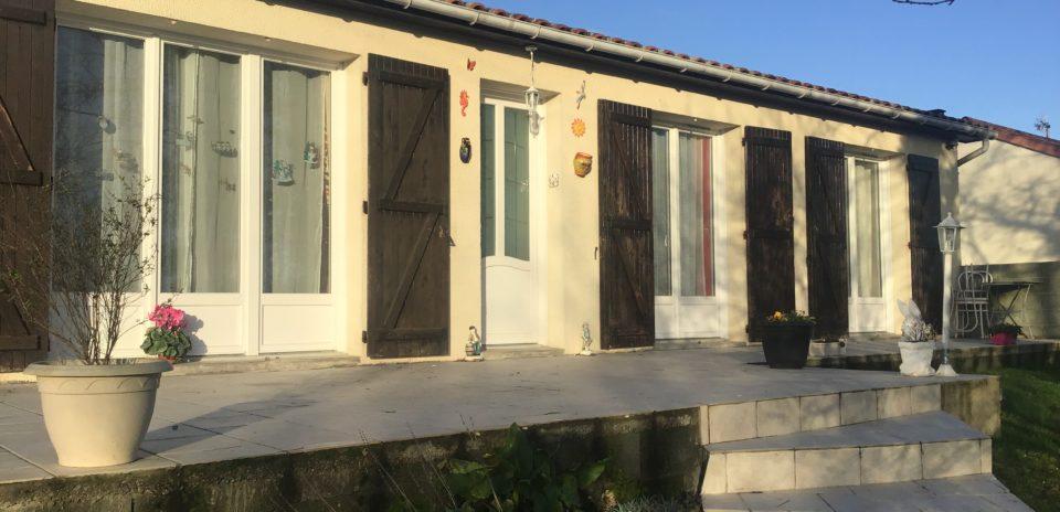 Porte et porte fenêtre PVC PIERRET
