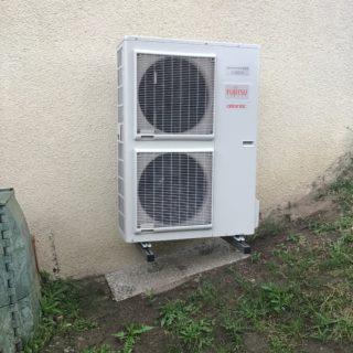 Module extérieur Atlantic double ventilateur